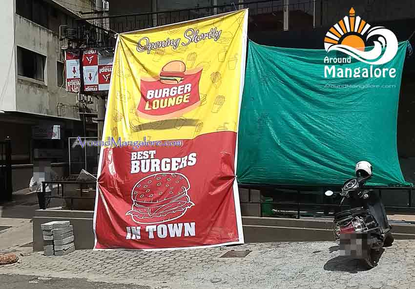 Burger Lounge - MG Road, Mangalore