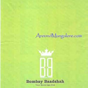 Food Menu - Bombay Baadshah – Beverage Hub - Mischief Mall, Hampankatta, Mangalore