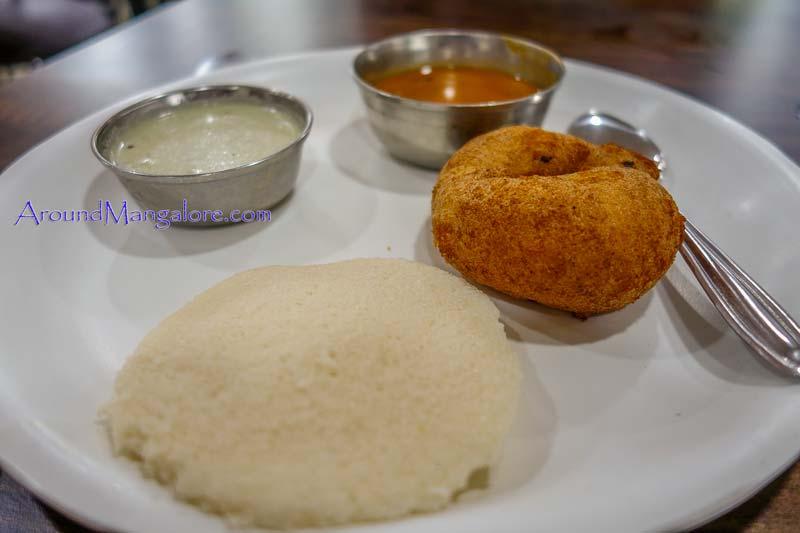 Idli Vada - Adithi - Veg Restaurant - Mallikatte, Mangalore