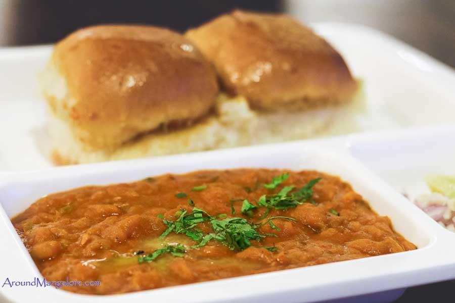 Pav Bhaji - Mumbai Street Kitchen, Mangalore