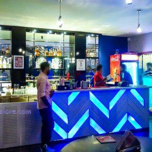 Retro Lounge Bar - Valencia Jeppu, Mangalore