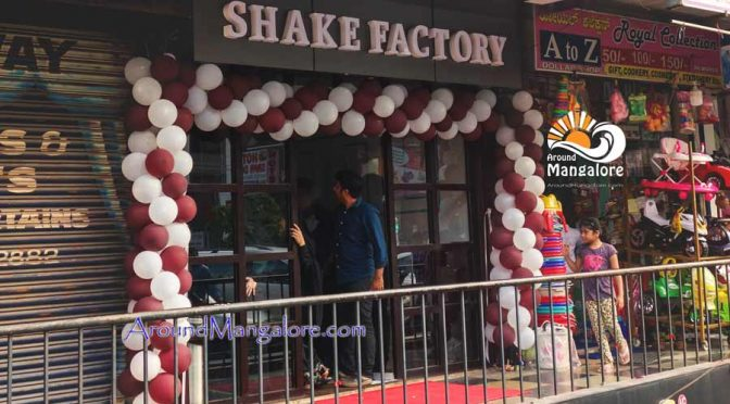 Shake Factory - Milkshake and More - Hampankatta, Mangalore