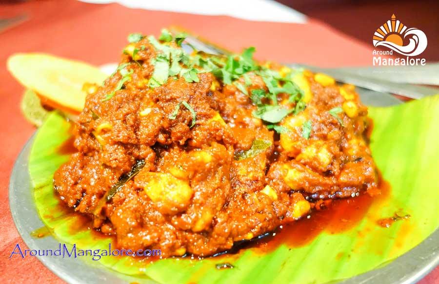 Squid Ghee Roast - Aroma - Hotel Deepa Comforts, MG Road, Kodailbail, Mangalore