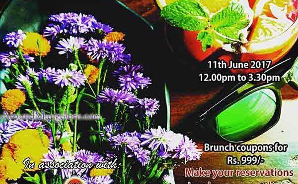 Sunday Brunch - 11 Jun 2017 - Spindrift, Mangalore