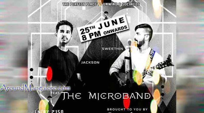 Sunday Socials - 25 Jun 2017 - Spindrift, Mangalore