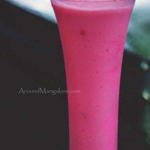 Water Melon Juice - Bombay Baadshah - Mangalore