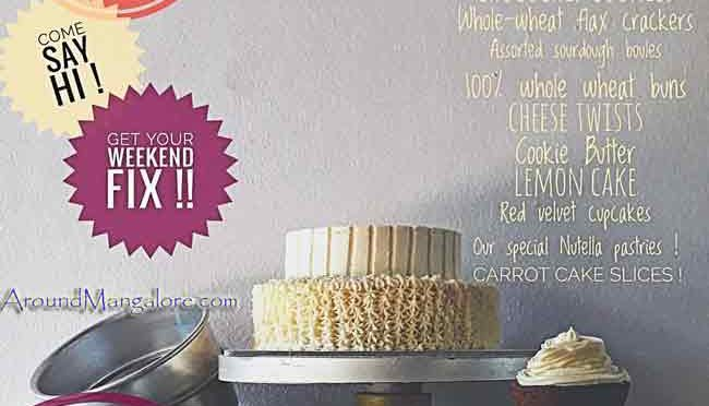 Bake Sale - 29-Jul-2017 - Pupkins Kitchen, Bejai, Mangalore On 29-Jul-2017 Venue: Pupkins Kitchen, Bejai, Mangalore Pupkins Kitchen is having its first BAKE SALE , with lots of our delicious artisan products just for you . Just walk in and pick up what you like or come to just say hi to us , Pupkins Kitchen will be happy to have you !