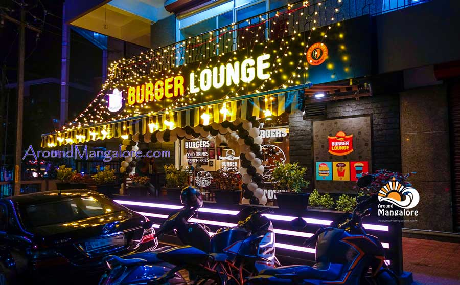 Burger Lounge Kodialbail MG Road Mangalore - Burger Lounge - Kodialbail