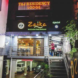 Zaika - Multi Cuisine Family Restaurant - Falnir, Mangalore