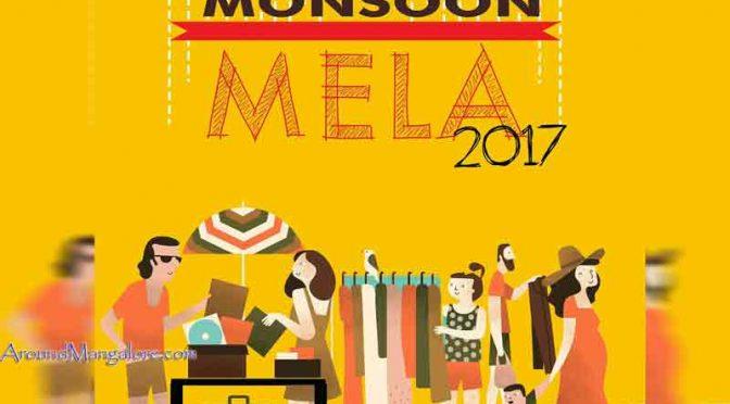Monsoon Mela 2017 - Bharath Mall, Bejai, Mangalore