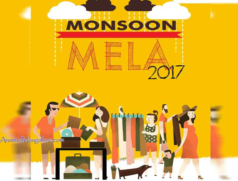Monsoon Mela 2017 - Bharath Mall, Bejai, Mangalore