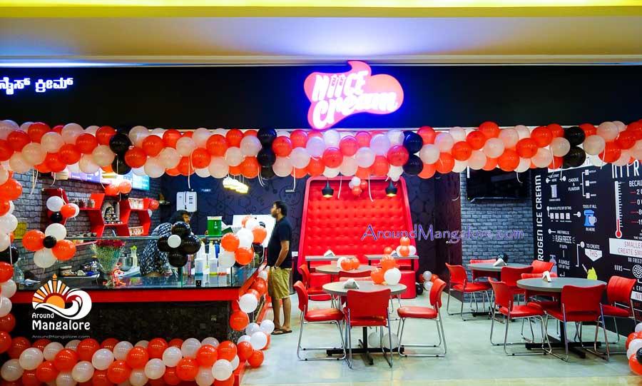 NIICE Cream Forum Fiza Mall Mangalore - NIICE Cream - Forum Fiza Mall