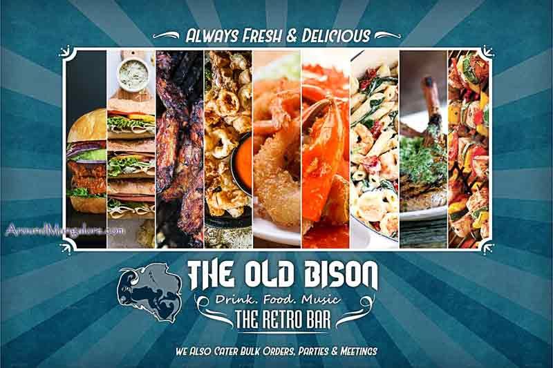 The Old Bison - The Retro Bar - Attavar, Mangalore