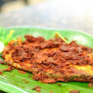 Anjal Fry - Garden Restaurant - Hampankatta, Mangalore