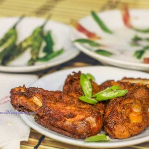 Chicken Fry - Thalassery Kitchen, Bunder, Mangalore