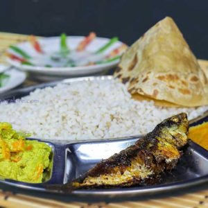Fish Meals - Thalassery Kitchen, Bunder, Mangalore