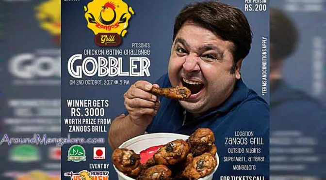 Gobbler - 2 Oct 2017 - Zangos, Attavar, Mangalore - Event