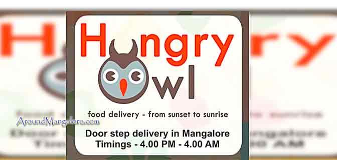 Hungry Owl – Food delivery