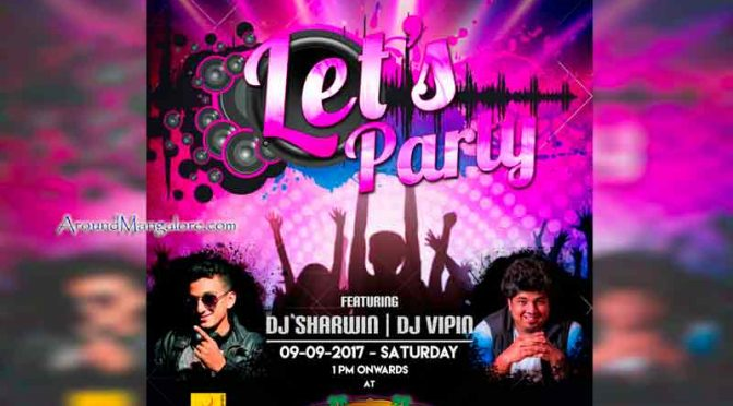 LET'S Party - 9 Sep 2017 - Cafe Mojo, Mangalore - Event