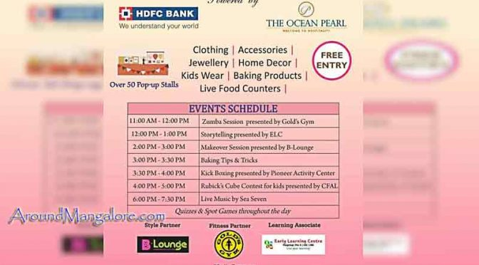 Pop Up Market Mangalore - 01 Oct 2017 - St Sebastians Church Hall, Bendoor, Mangalore - Event