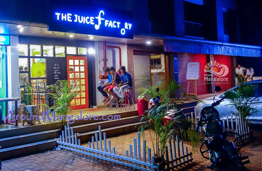The Juice Factory - Deralakatte, Mangalore