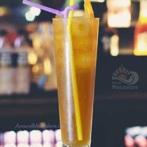 Chat Spice Mocktail - ONYX Air Lounge & Kitchen - MG Road, Mangalore