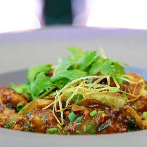 Chili Pepper Chicken - ONYX Air Lounge & Kitchen - MG Road, Mangalore