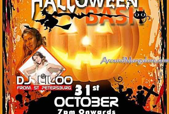 Halloween Blast - 31 Oct 2017 - The Last Stop Lounge, Mangalore - Event