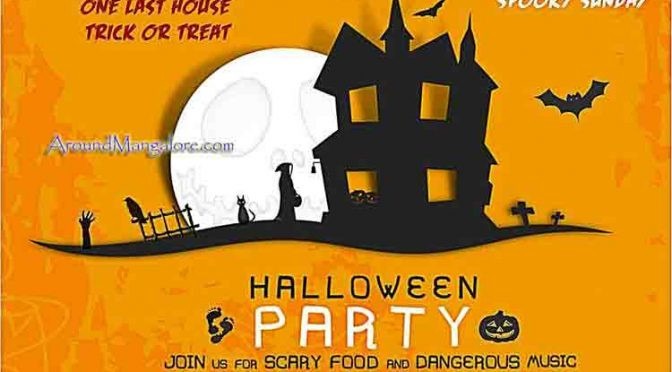 Halloween Party - 29 Oct 2017 - Pupkins Kitchen