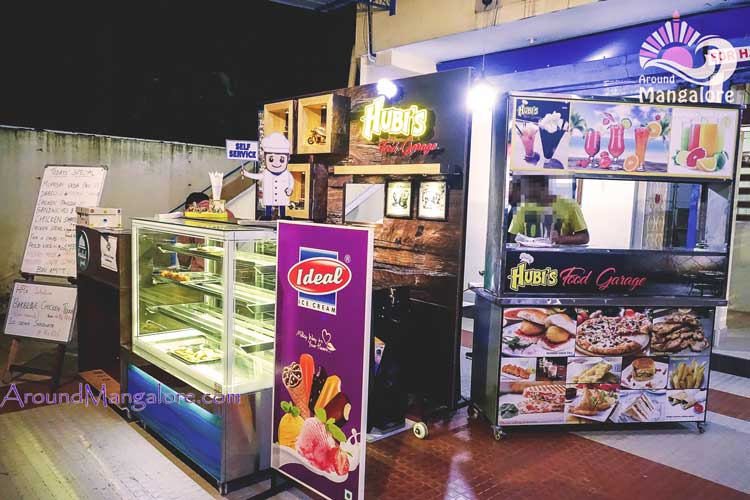 Hubis Food Garage Surathkal Mangalore P1 - Hubi's Food Garage - Surathkal
