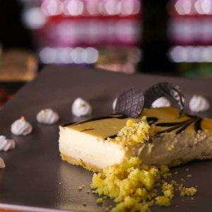 Marble Cheesecake - ONYX Air Lounge & Kitchen - MG Road, Mangalore
