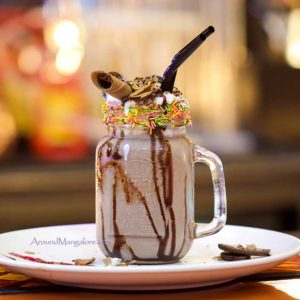 Oreo Shake - ONYX Air Lounge & Kitchen - MG Road, Mangalore