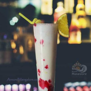 Ras Malai Mocktail - ONYX Air Lounge & Kitchen - MG Road, Mangalore