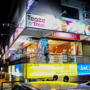 Teaze n Treatz - Divya Enclave, M G Road, Mangalore