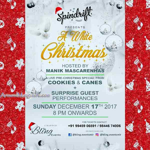 A White Christmas - 17 Dec 2017 - Spindrift, Mangalore