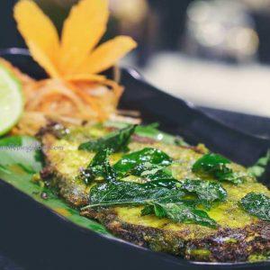 Anjal Uppu Munchi - Thyme (Spindrift) - Family Restaurant - Bharath Mall, Mangalore