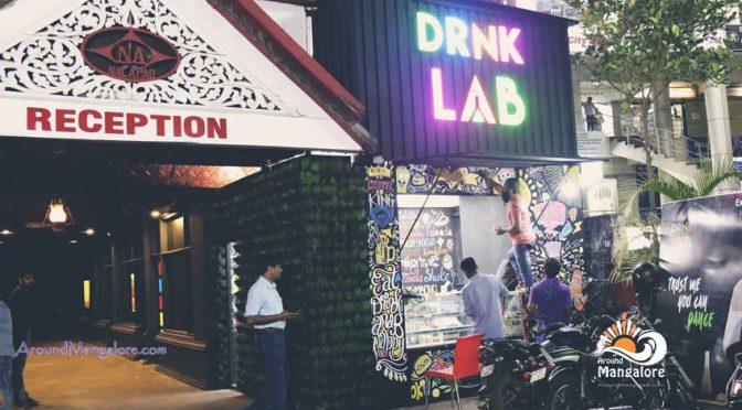 DRNK Lab - Light House Hill Road, Hampankatta, Mangalore