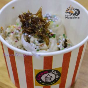 Maghai Paan Stone - Cream Shack – Ice Cream Parlour - Bendoor, Mangalore