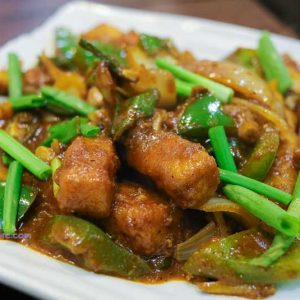 Paneer Manchurian - The Coastal Chicken - Divya Enclave, Mangalore