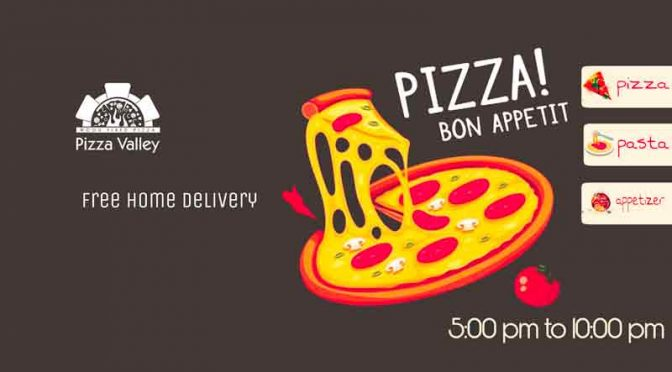 Pizza Valley - Home Delivery - Mangalore