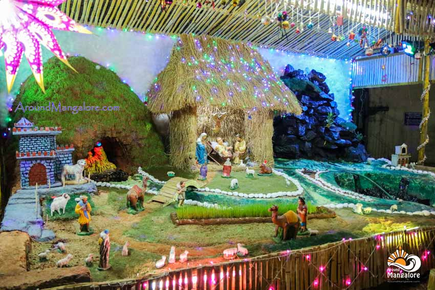 St Anthony's Poor Homes Jeppu Mangalore Christmas Crib 2017 - Christmas 2017 – Crib, Decorations, Celebrations, Events & more – Around Mangalore