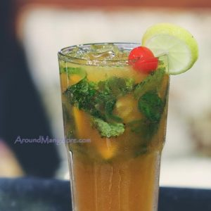Thyme Special Ice Tea - Thyme (Spindrift) - Family Restaurant - Bharath Mall, Mangalore