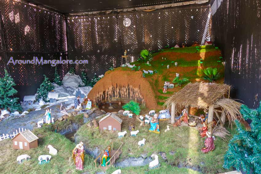 Urwa Parish, Mangalore - Christmas Crib 2017