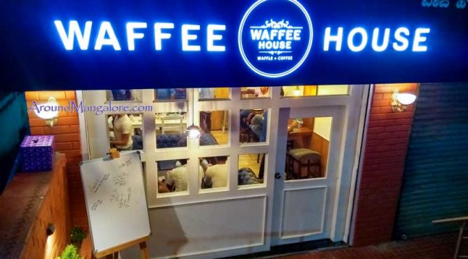 Waffee House - Cafe - Waffle plus Coffee - Bendoorwell, Mangalore