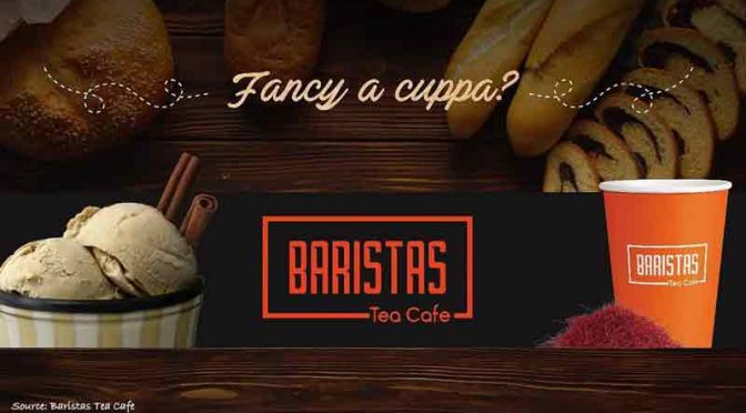 Baristas Tea Cafe – Bejai