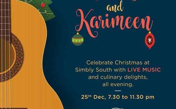 Carols and Karimeen - 25 Dec 2017 - Simbly South, Mangalore