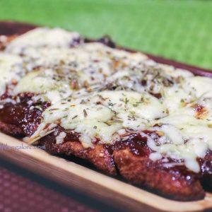 Chicken Crust Pizza - I See Rolls – Exotic Bakes, Balmatta, Mangalore
