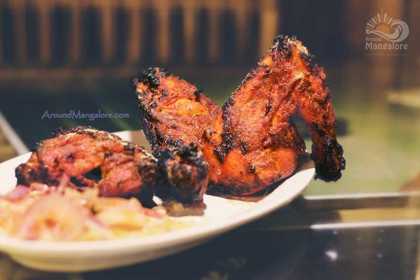 Chicken Tikka - Bamboo Restaurant, Kankanady, Mangalore