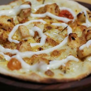 Cream Roasted Chicken - Onesta (Pizzeria) - Mak Mall, Kankanady, Mangalore