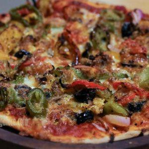 Farmhouse Special - Onesta (Pizzeria) - Mak Mall, Kankanady, Mangalore